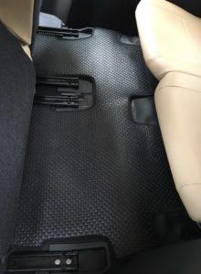 Hàng 3 - Thảm lót sàn Mitsubishi Outlander