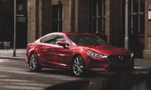 Thảm lót sàn Mazda 6 Red Special