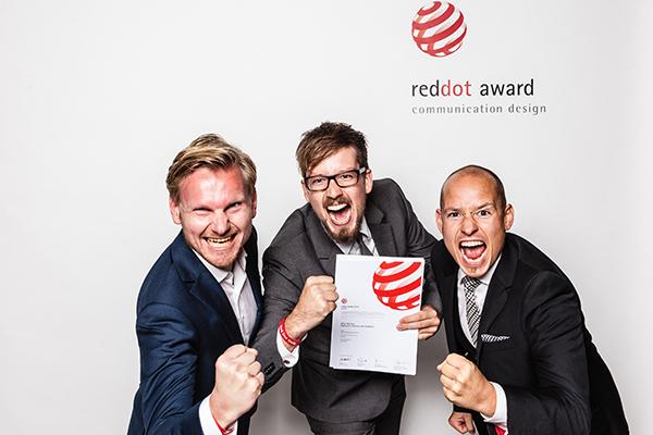 google-reddot-award