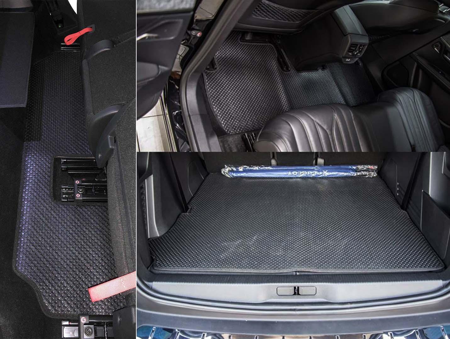 Thảm lót sàn Peugeot 5008 2020
