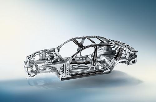khung xe BMW