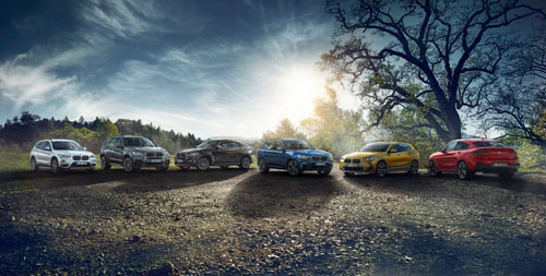 BMW hiệu suất cao