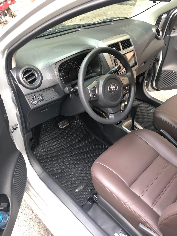 Thảm lót sàn Back Liners Toyota Wigo