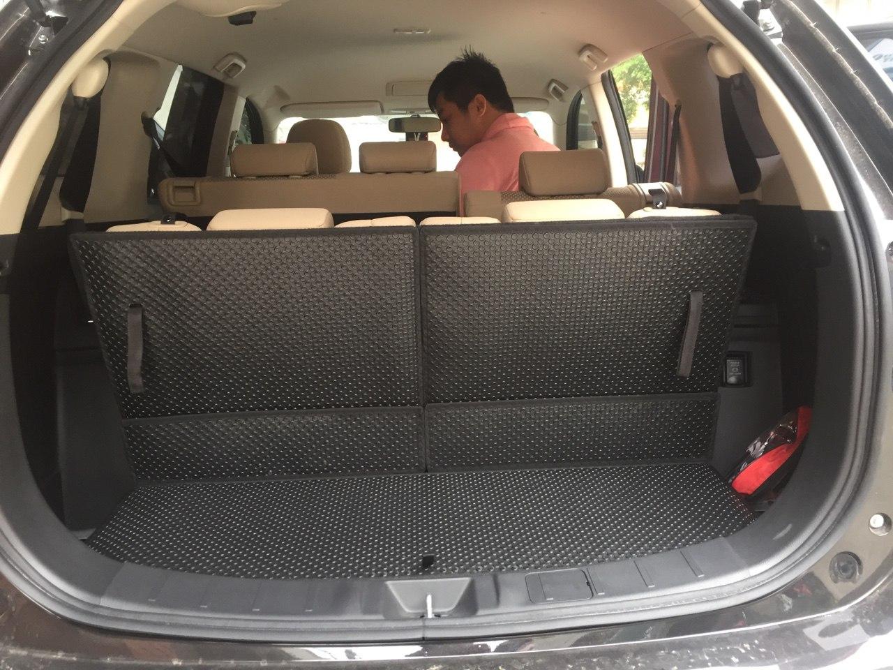 Thảm lót cốp Mitsubishi XPander