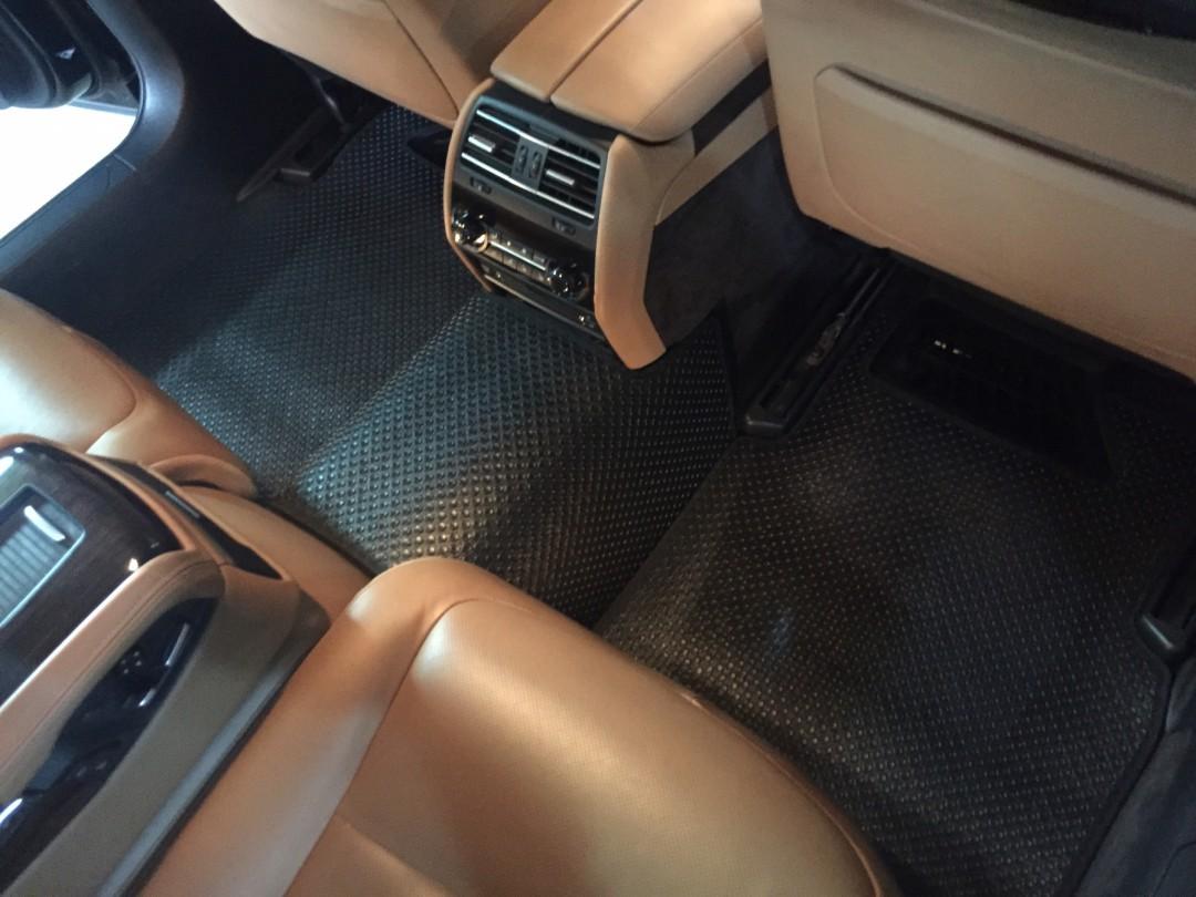 Thảm lót sàn KATA BMW 750Li