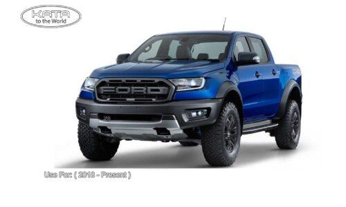 Thảm lót sàn Ford Ranger Raptor