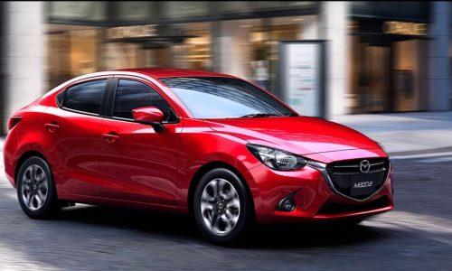 Thảm lót sàn Mazda2 2019
