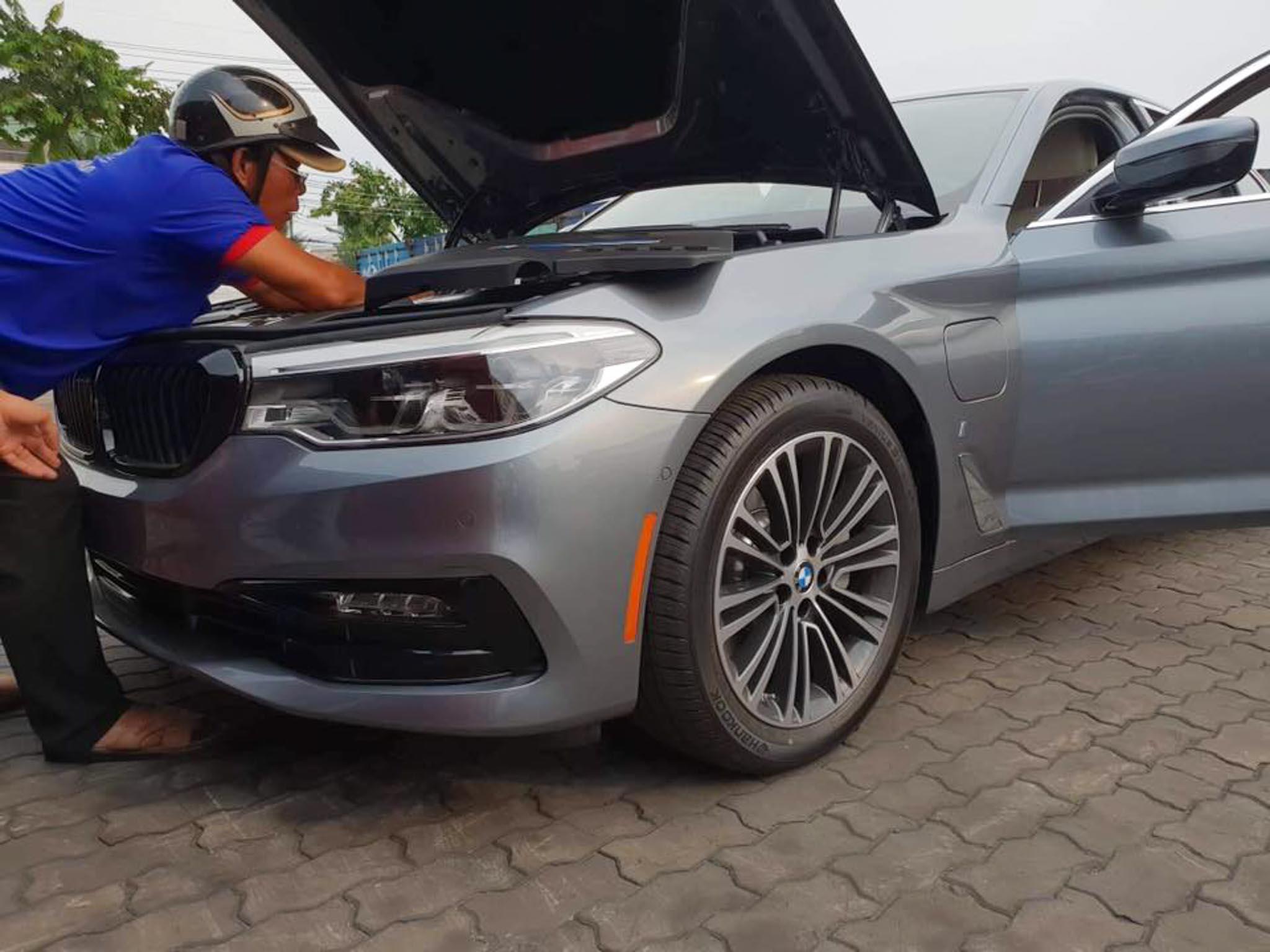 BMW Series-5 530e G30