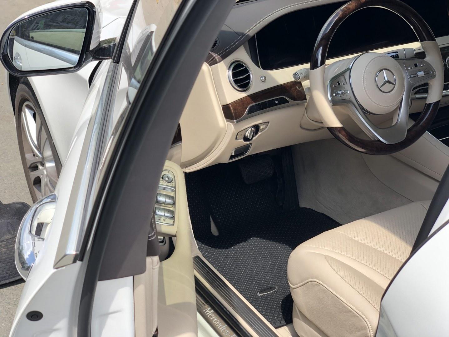 Thảm lót sàn KATA Mercedes S W222