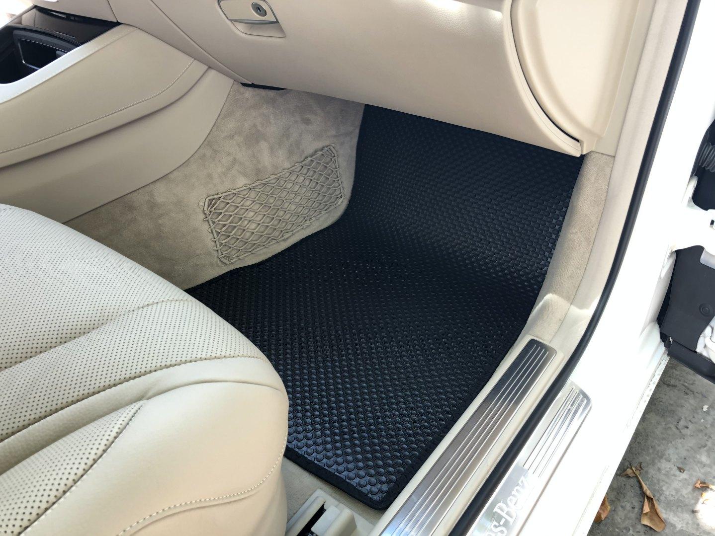 Thảm lót sàn Mercedes S W222