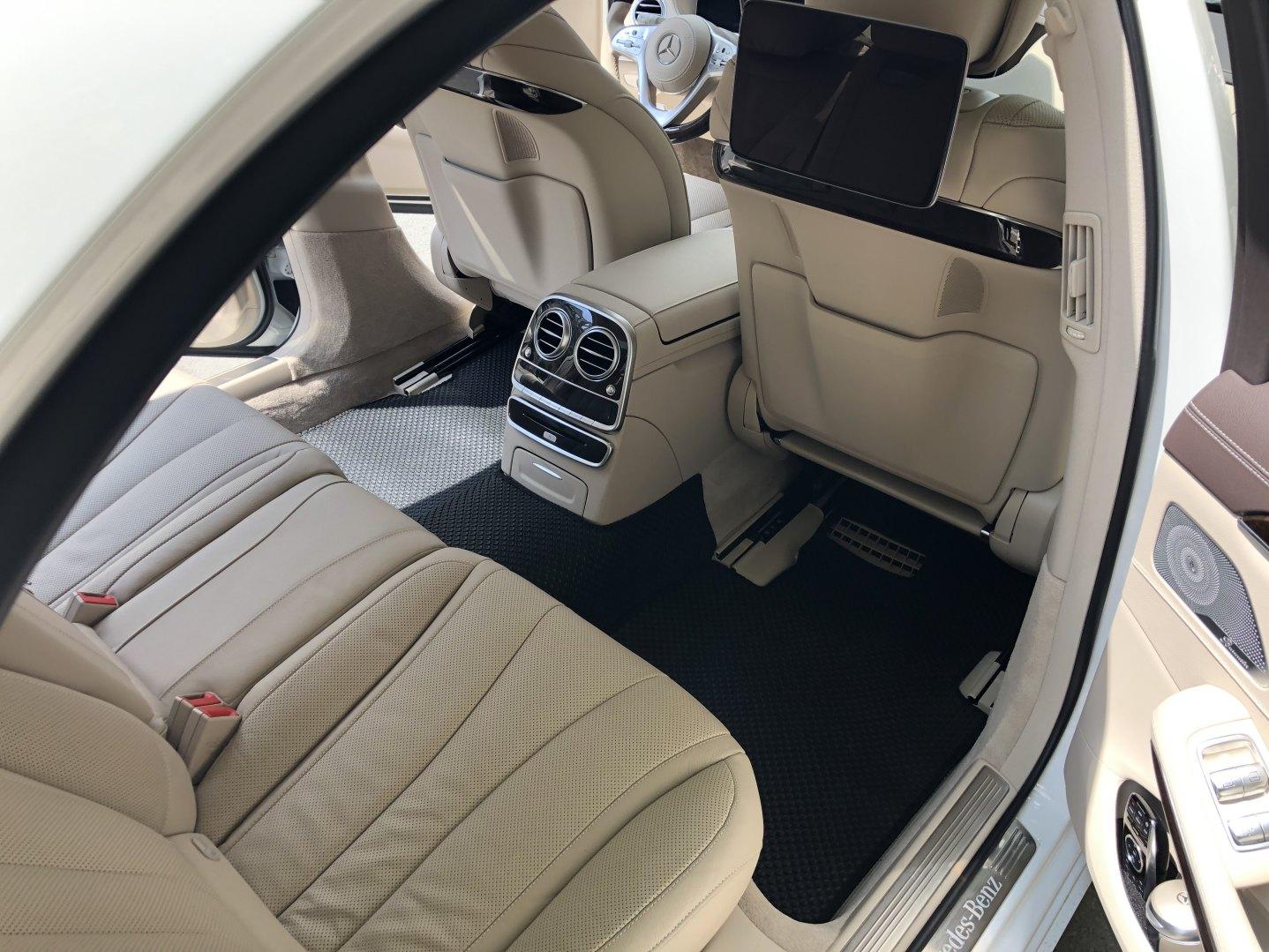 Thảm lót sàn Mercedes S450 2020