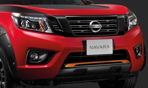 Thảm lót sàn Nissan Navara