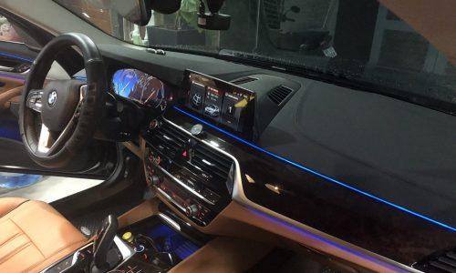 Thảm lót sàn BMW 530i G30 2019