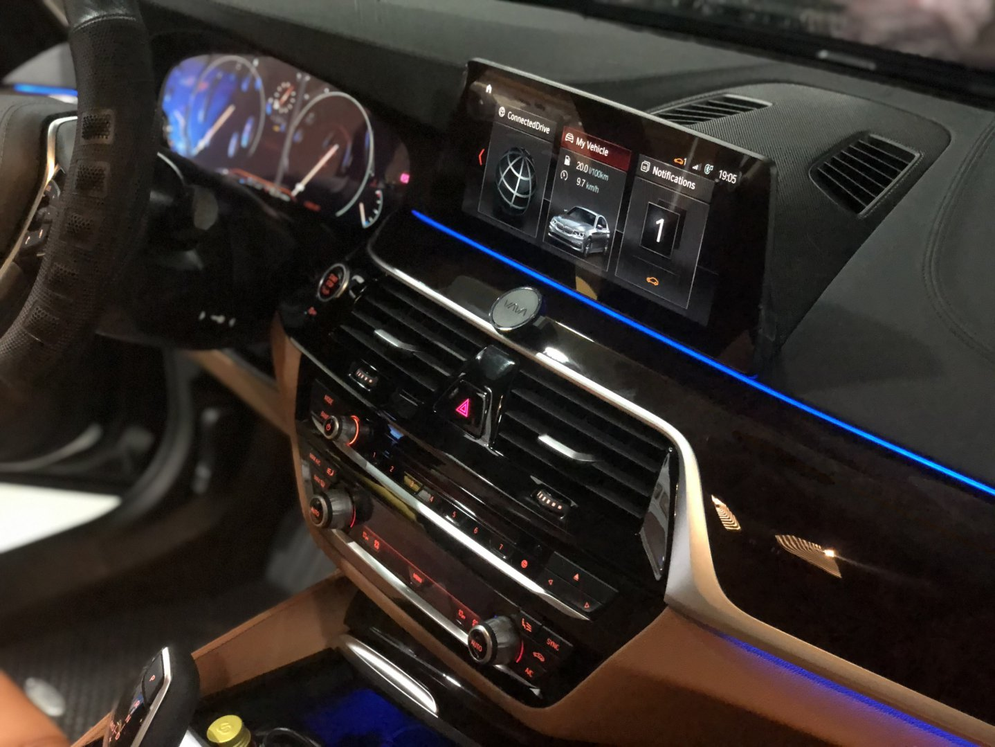 Thảm lót sàn KATA BMW 530i 2020