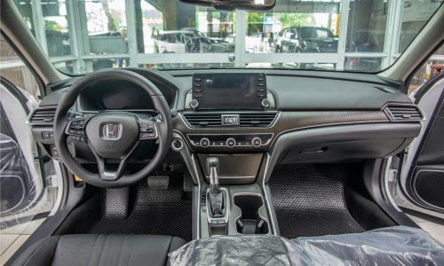 Thảm lót sàn Honda Accord 2019