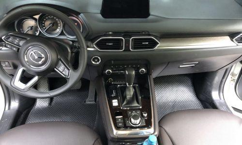 Thảm lót sàn Mazda CX-8 2019
