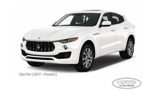 Thảm lót sàn Maserati Levante 2017