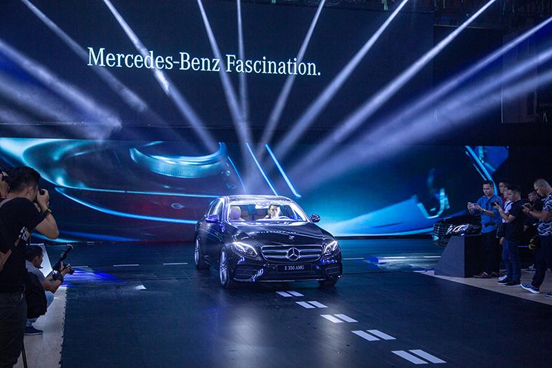 Mercedes Facisnation 2019