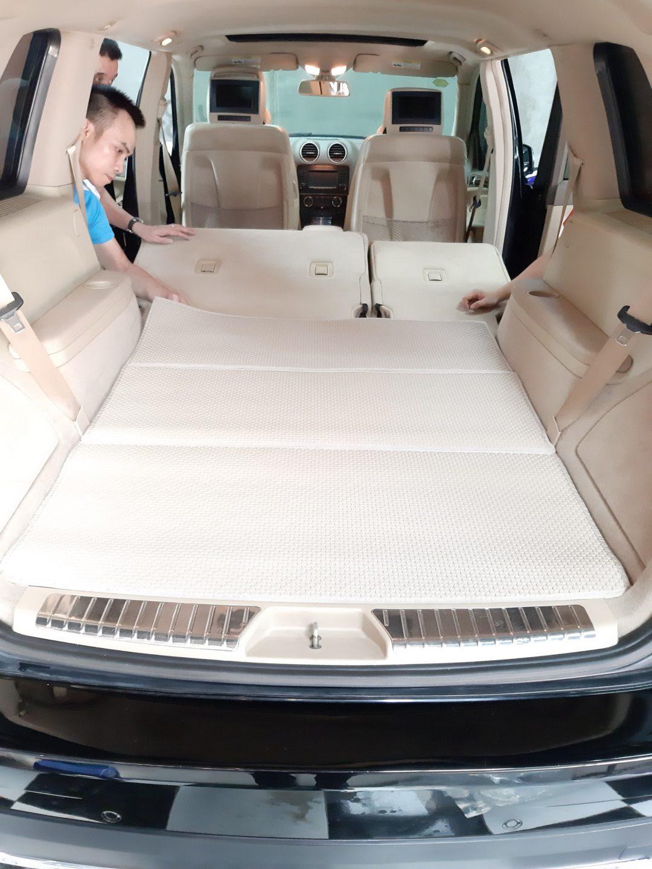 Thảm lót sàn Mercedes GL550