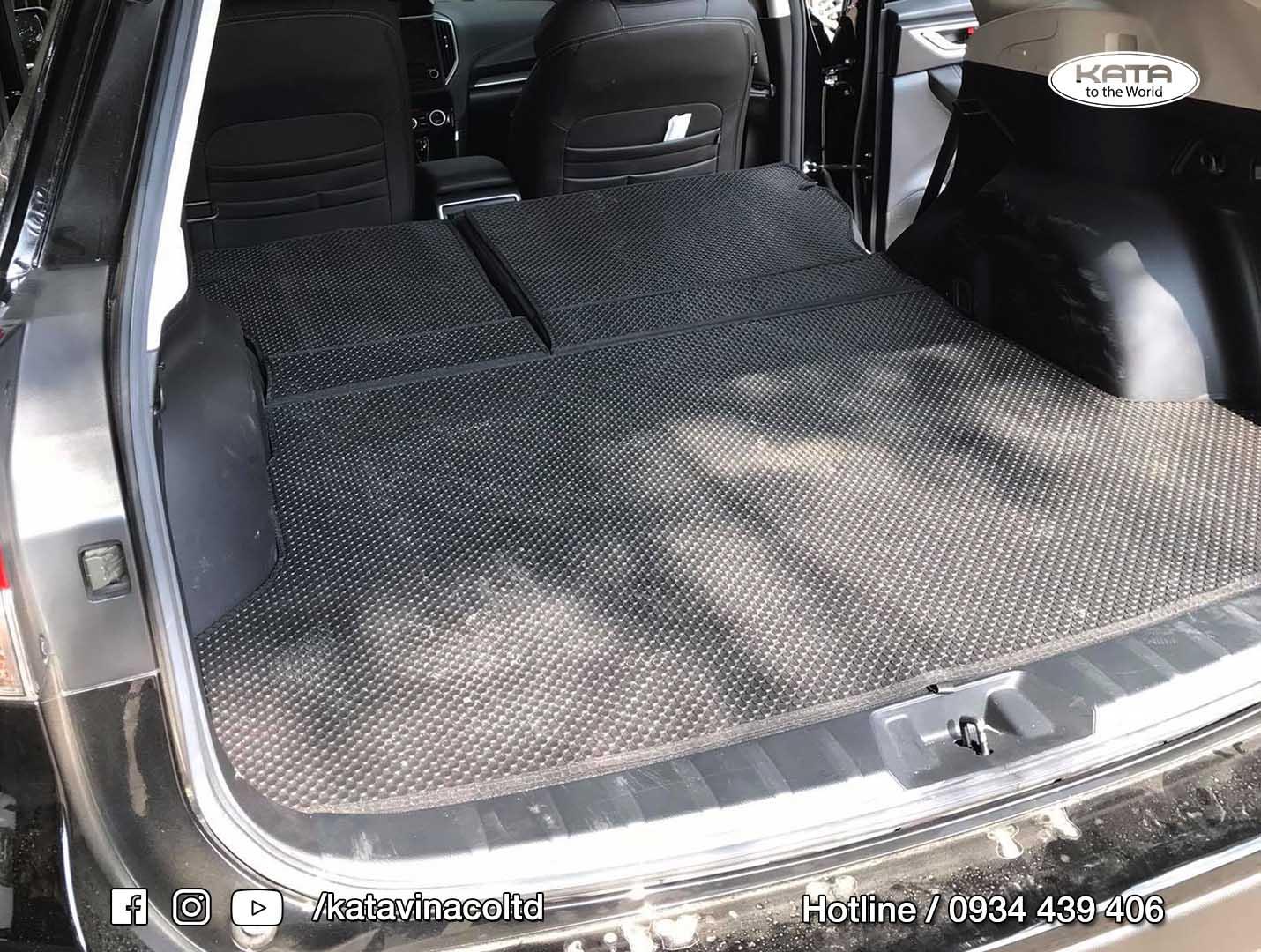 Thảm lót lưng ghế Subaru Forester 2021