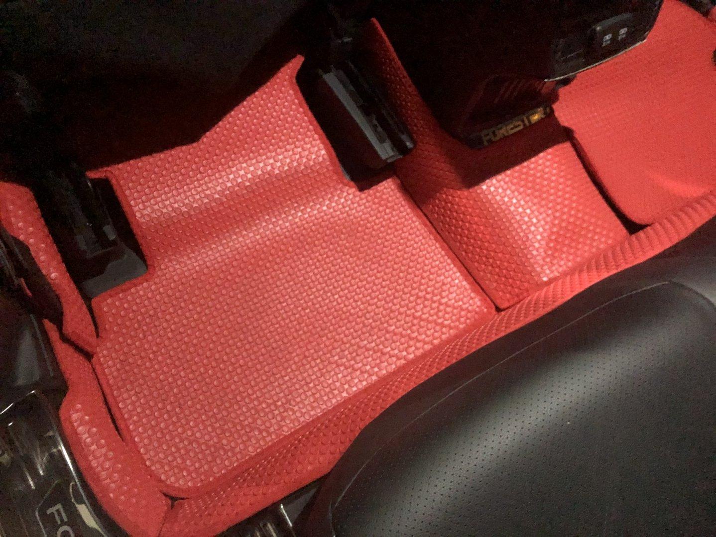 Thảm lót sàn Subaru Forester 2020