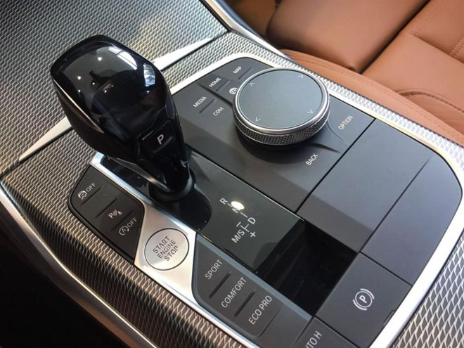 Nội thất BMW Series 3 G20