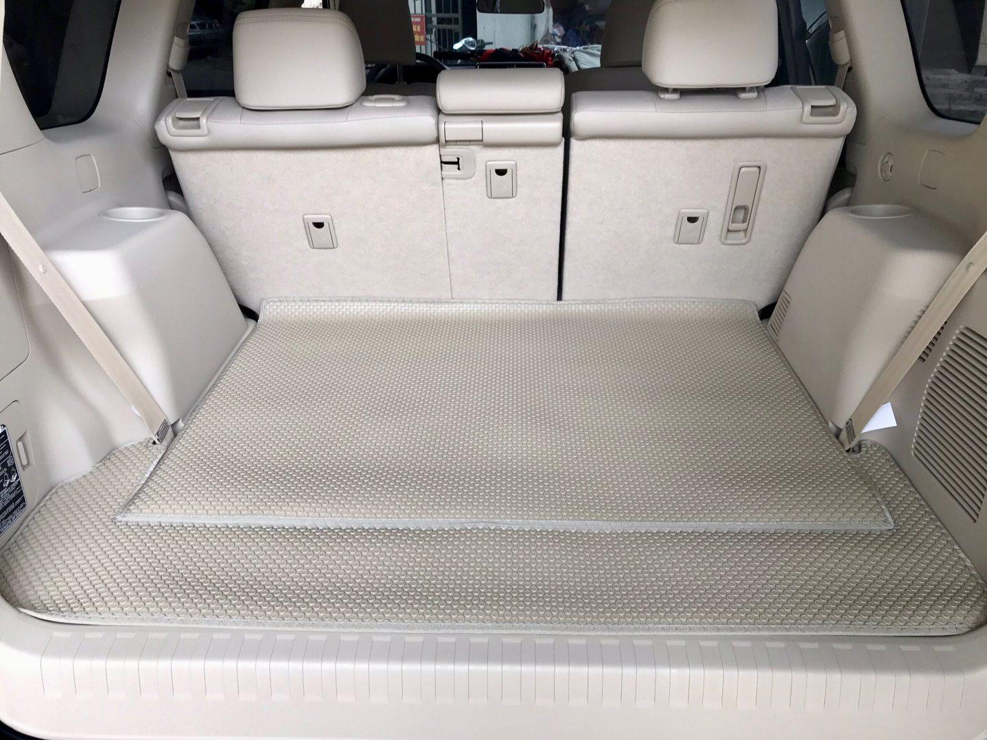 Thảm lót cốp Toyota Prado 2019