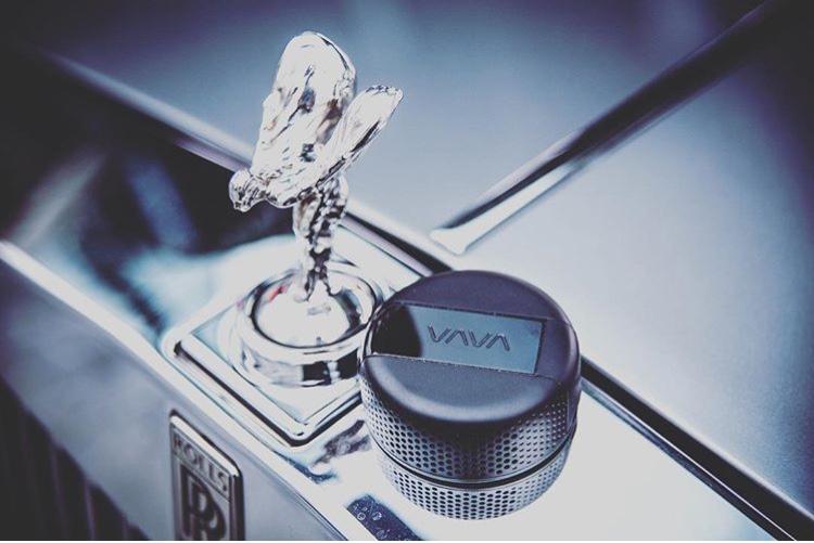 VAVA Dash Cam Rolls Royce