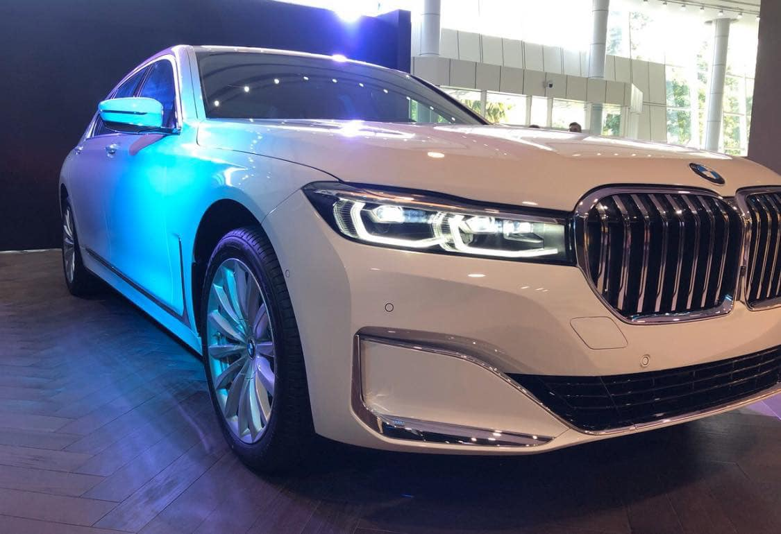 BMW Series 7 2020