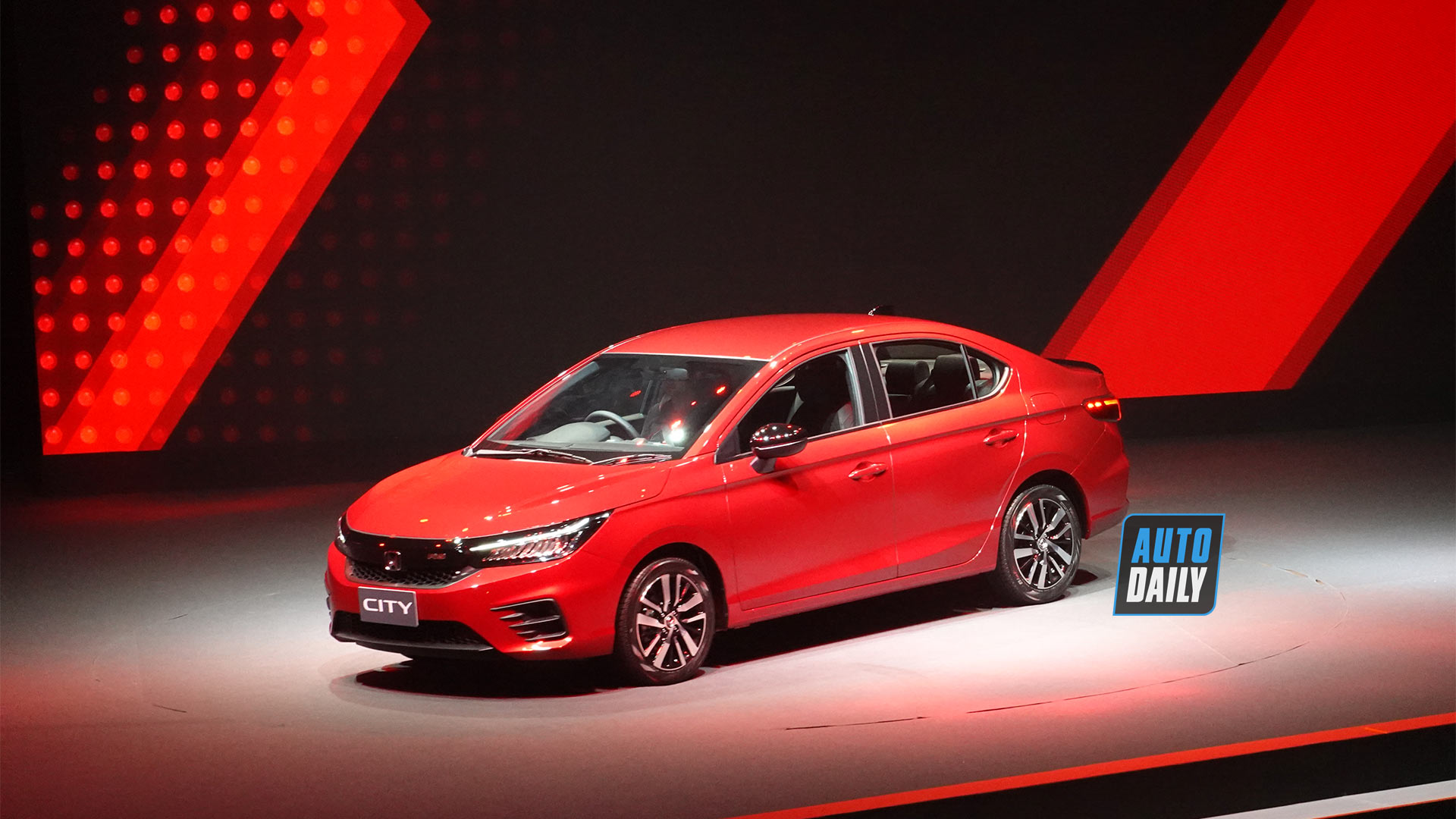 Honda City 2020 Backliners