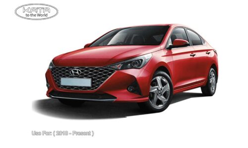 Thảm lót sàn Hyundai Accent 2021