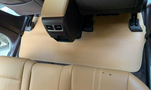 Thảm lót sàn Lexus RX350 2019 Chamois Edition