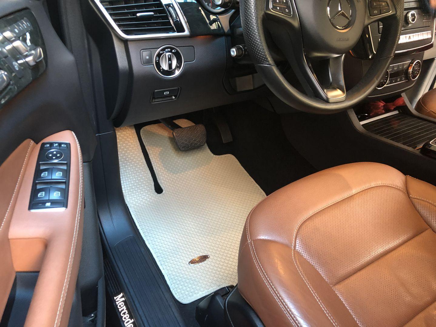 Thảm lót sàn Mercedes GLE