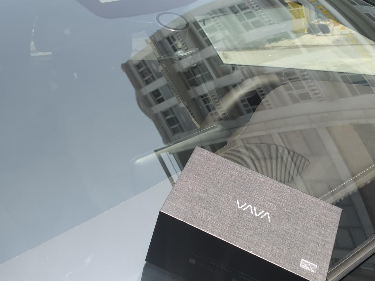 Đánh giá camera hành trình VAVA 4K