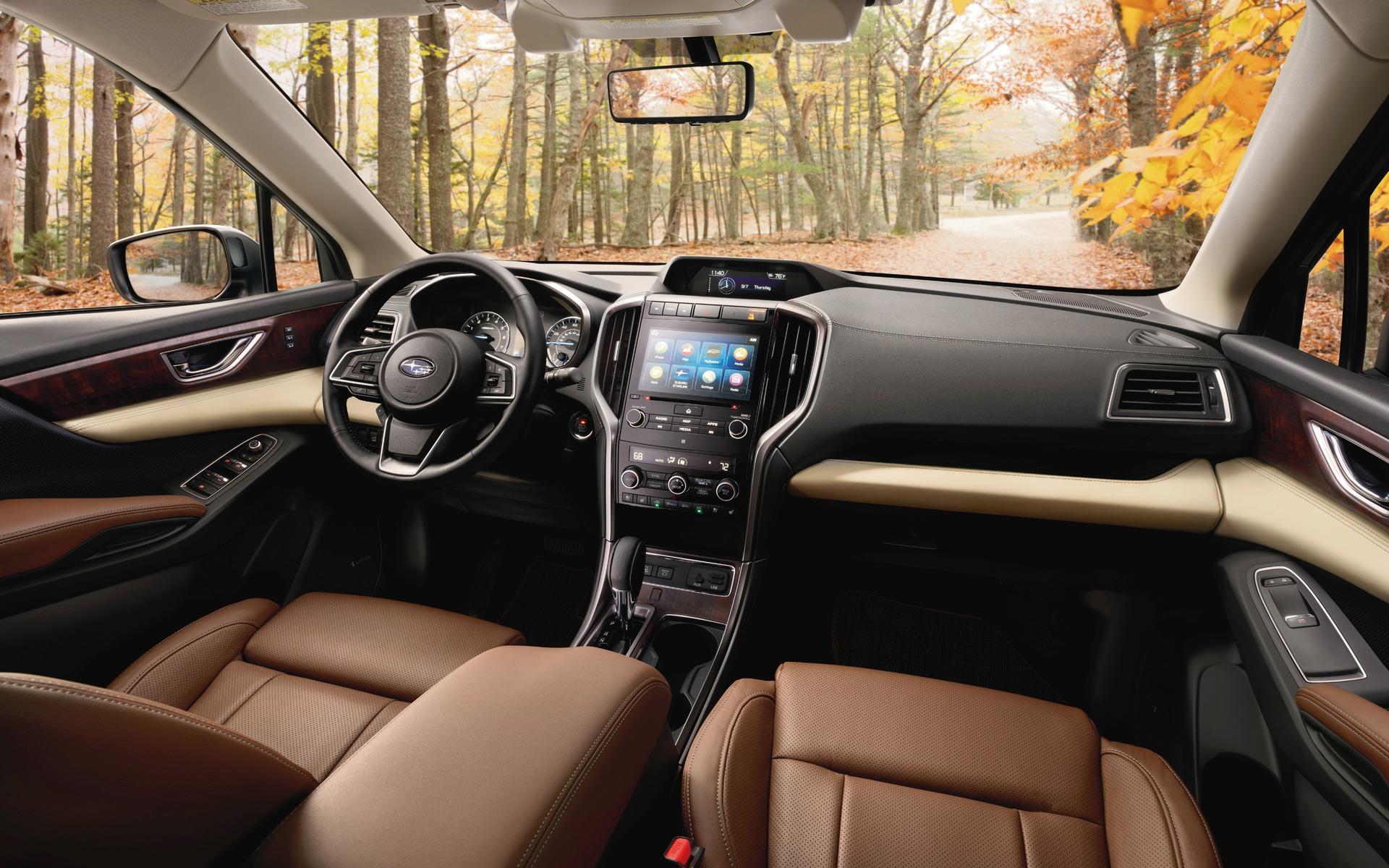 Nội thất Subaru Ascent 2020