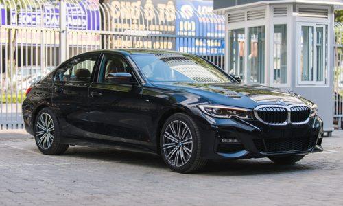 Thảm lót sàn BMW 3 G20