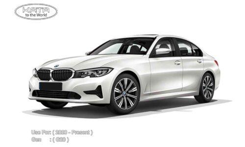 Thảm lót sàn BMW 3 Series 2020 (G20)