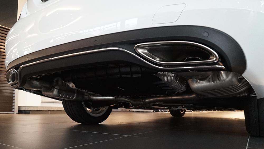 Mercedes C180 W205 2020