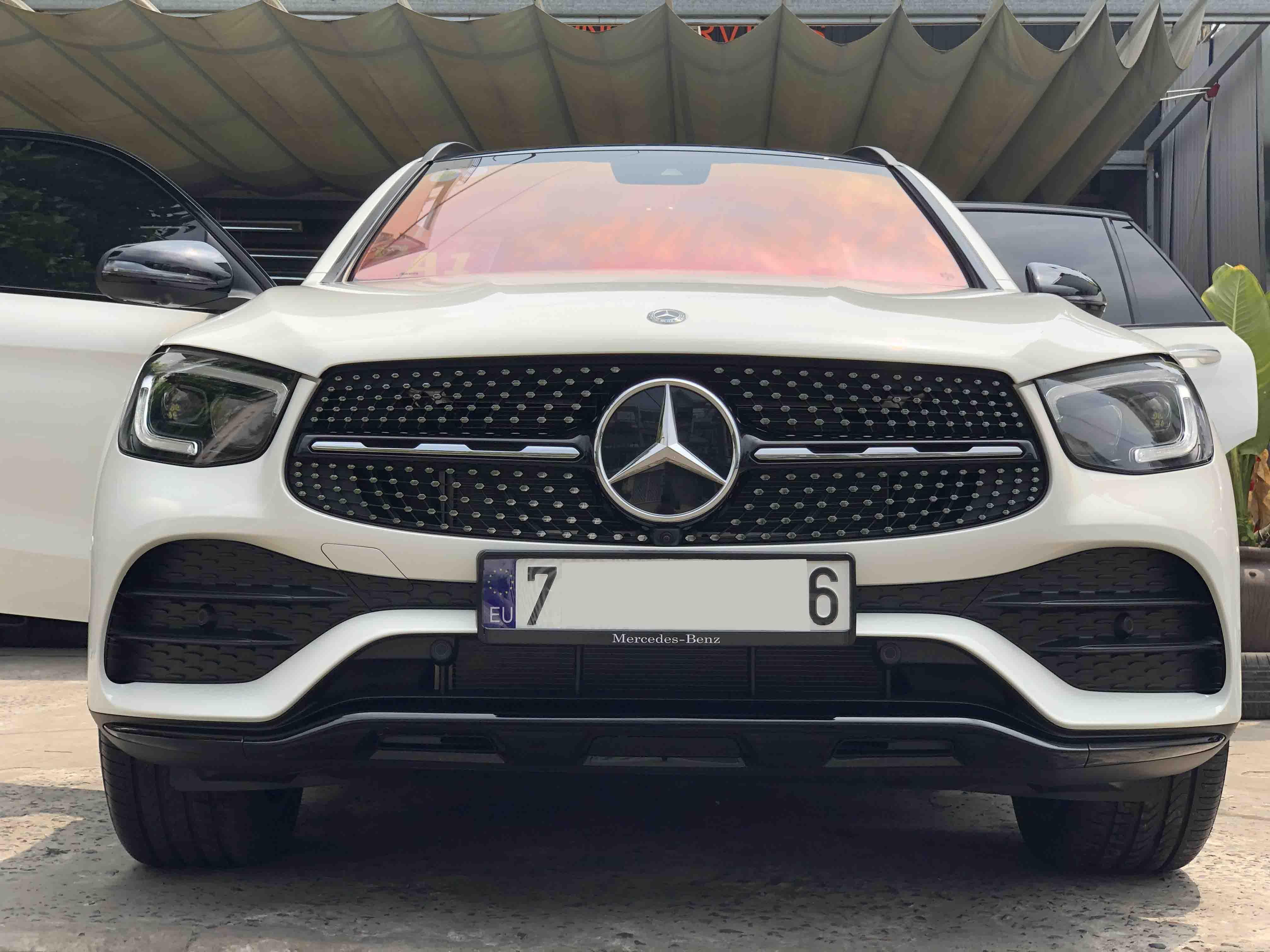 Thảm lót sàn Mercedes GLC 200 nhập khẩu