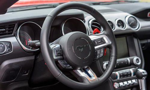 Thảm lót sàn Ford Mustang 2020