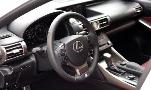 Thảm lót sàn Lexus IS250