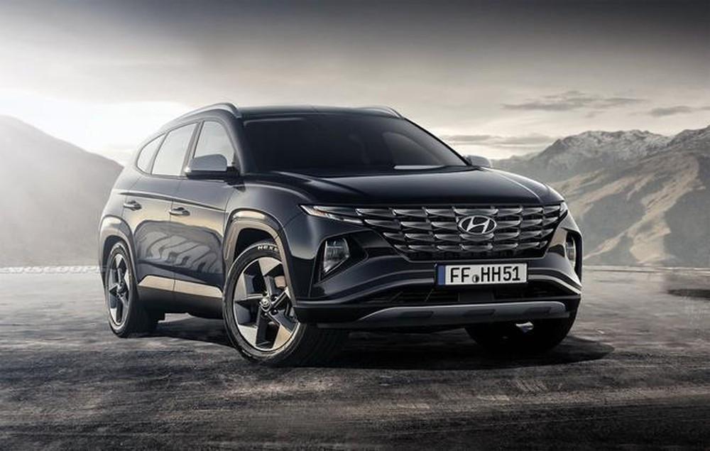Hyundai Tucson 7 chỗ 2021