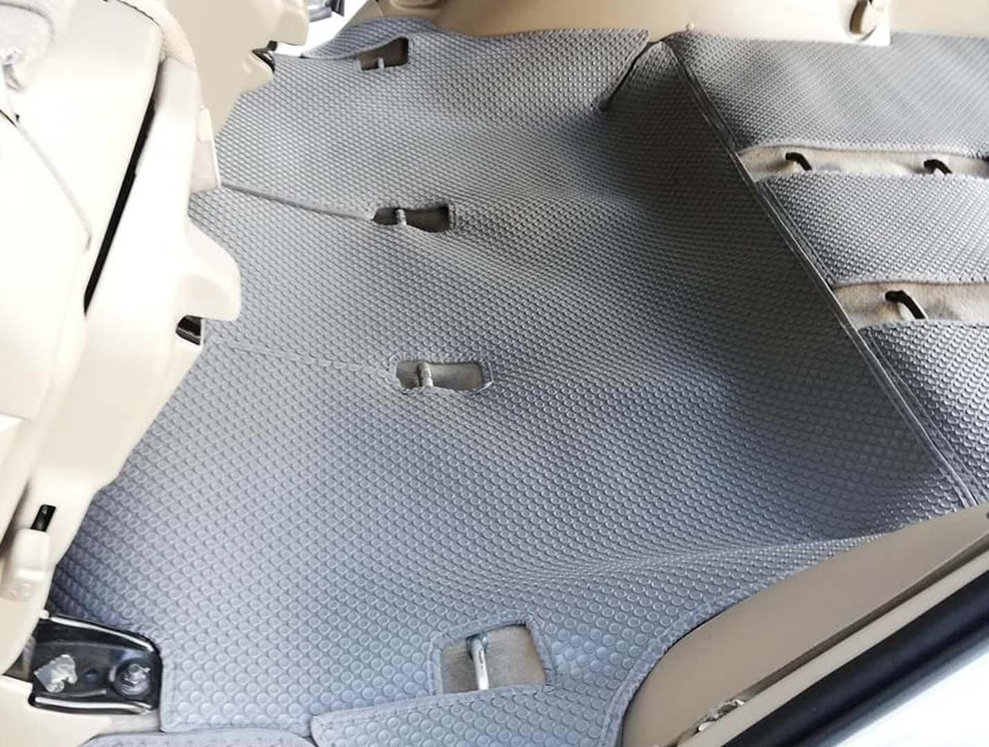 Thảm lót sàn Toyota Fortuner trước 2017