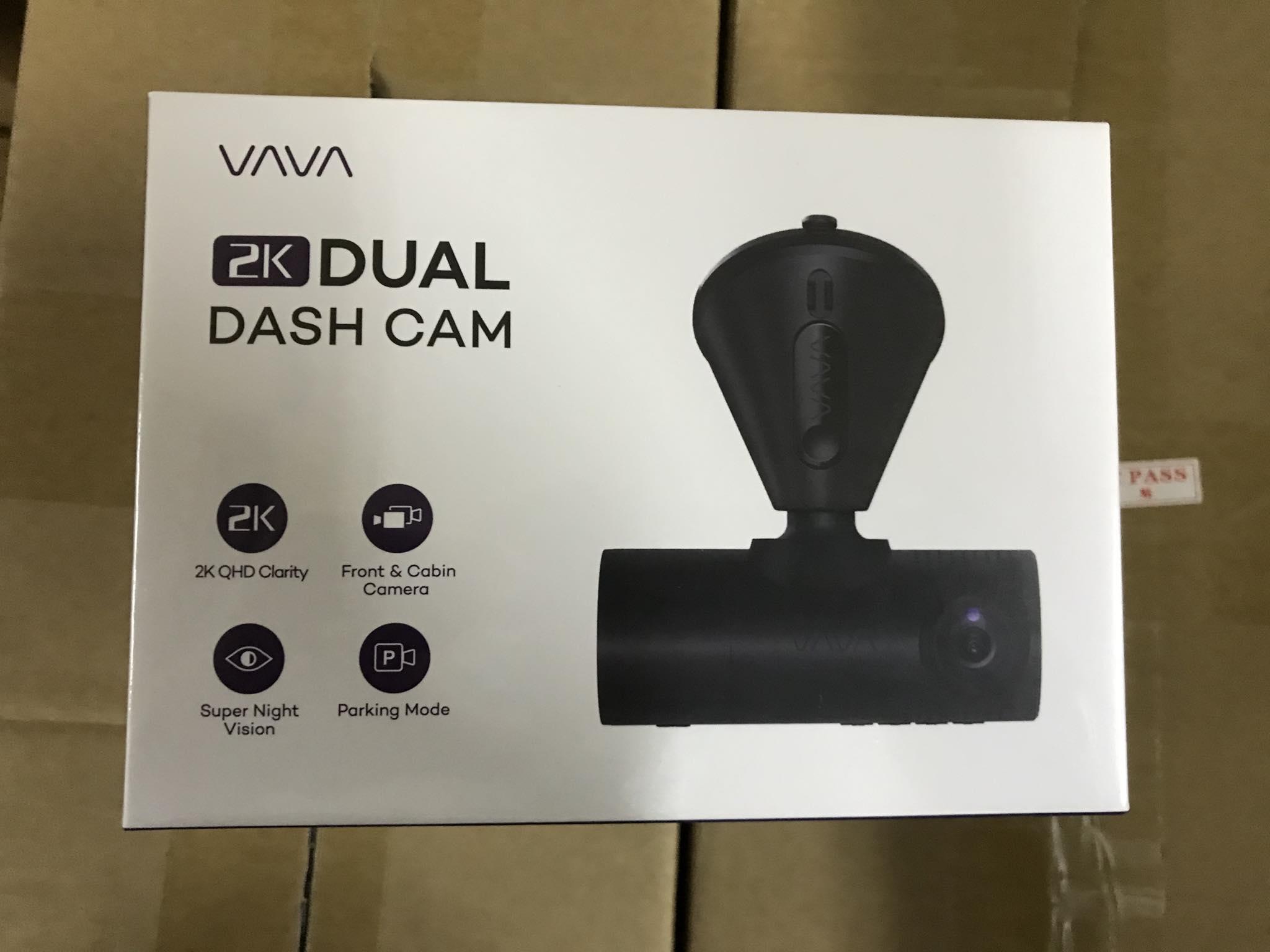 VAVA 2K Cabin Dash Cam