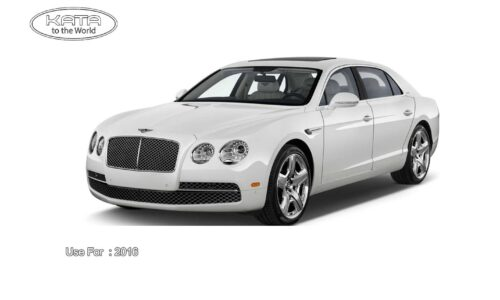 Bentley Flying Spur Chamois Special Edition