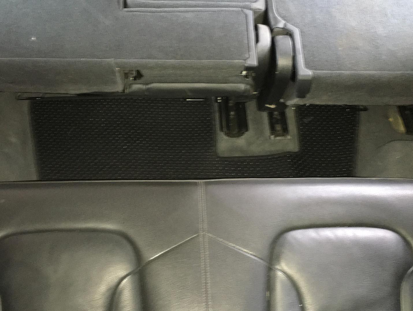 Thảm lót sàn Audi Q7 2010