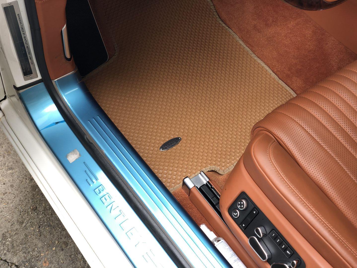 Bentley Flying Spur 2016 Chamois KATA
