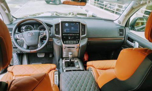 Thảm lót sàn Toyota Land Cruiser MBS