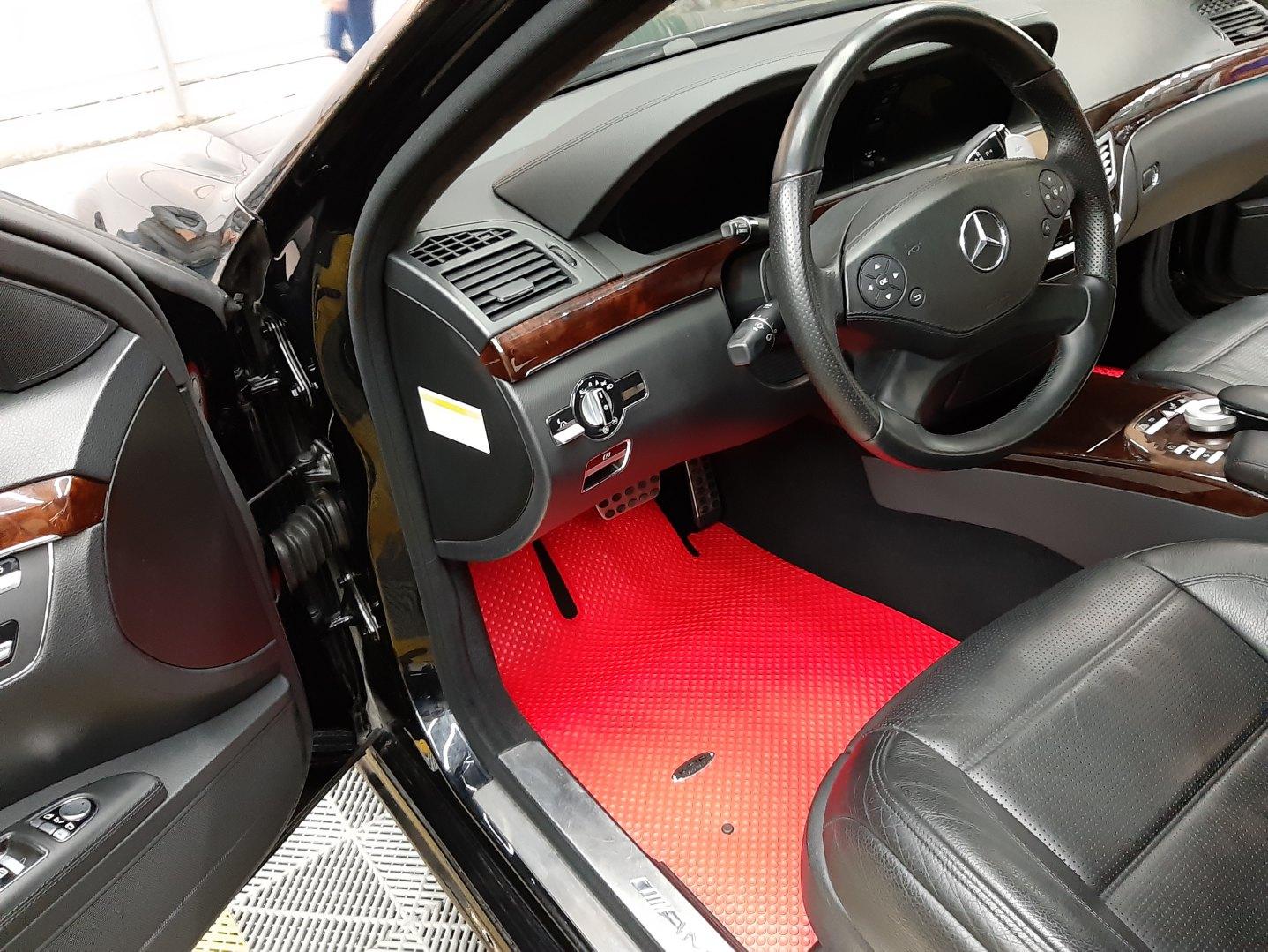 Thảm lót sàn KATA Mercedes S W221