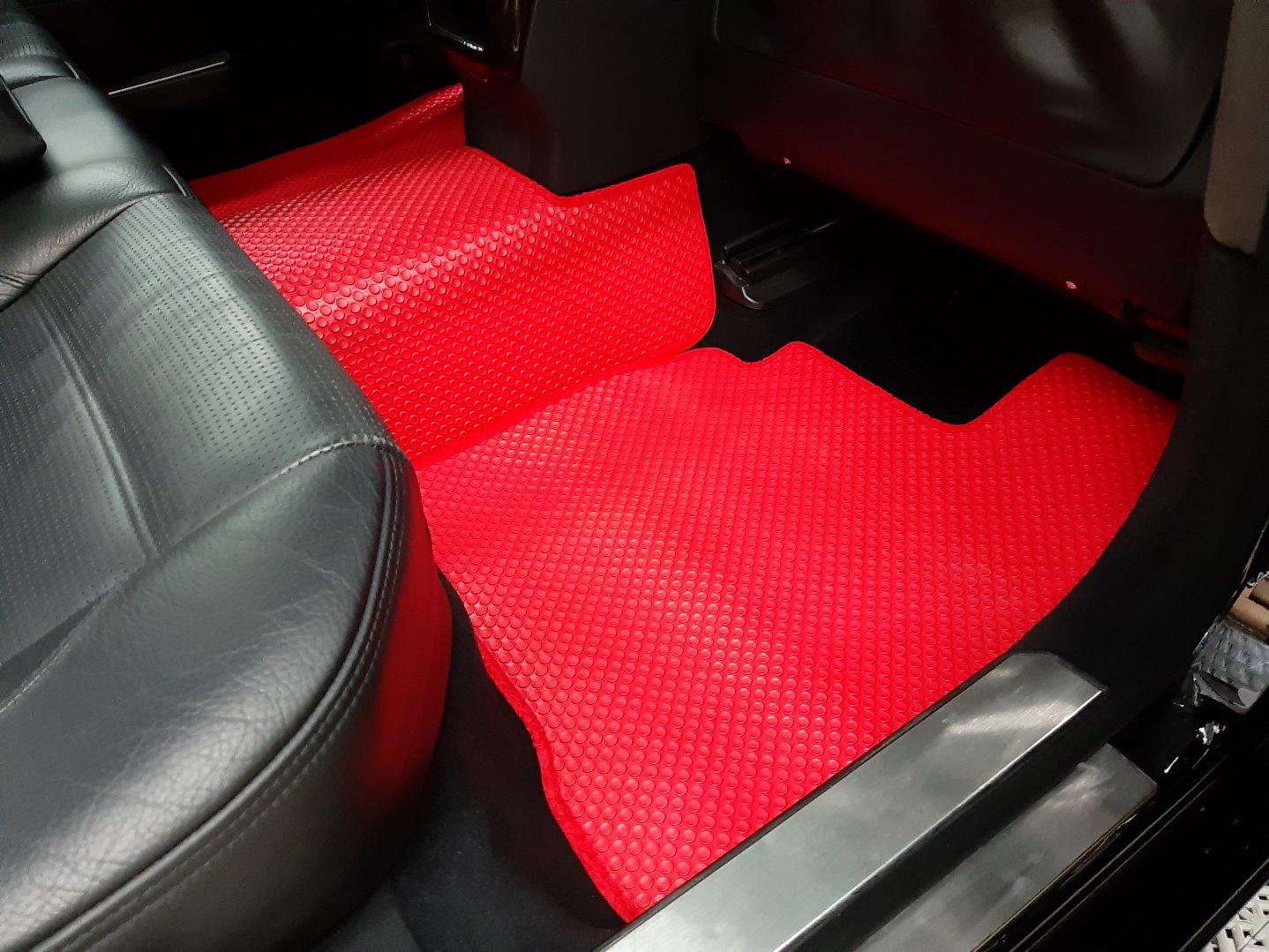 Thảm lót sàn Mercedes S63 W221